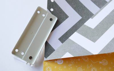 THE BEGINNERS GUIDE TO HOLE PUNCHING PLANNER PAGES