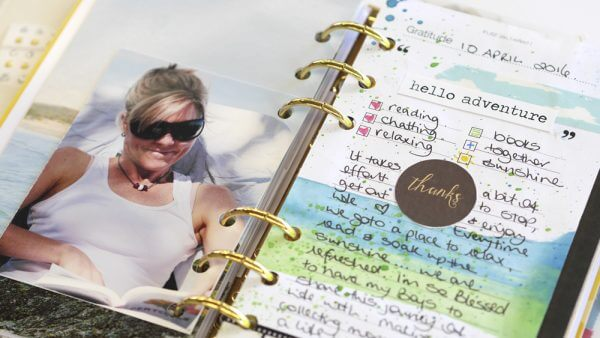 Get more of what you want in just five minutes a day and stop living a mediocre life!   whitespacedesignstudio.com #flourishwithwhitespace #plannerprintables #fuselifeplanner #planning #productivity #plannerkit #routines #gratitudejournal #gratitudeplanner