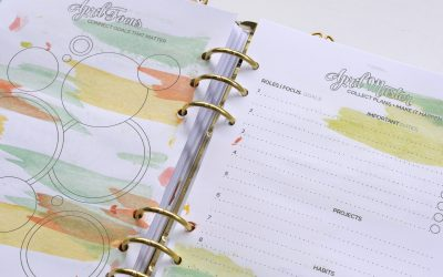 THE BEGINNERS GUIDE TO PRINT PLANNER PAGES THE EASY WAY